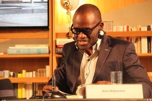 """Alain Mabanckou liest aus """"Morgen werde ich zwanzig"""""""
